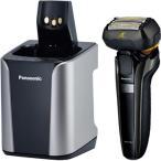 パナソニック ES-CLV9C-S メンズシェーバー 「ラムダッシュ」(5枚刃) 全自動洗浄充電器付 シルバー調