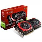 MSI GTX1080TIGAMINGX11G PCI Express 3.0 x16対応 グラフィックスボードMSI GeForce GTX 1080 Ti GAMING X 11G