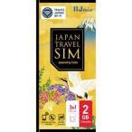 Japan Travel SIM 2GB Type D  IM-B250