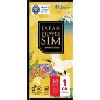 Japan Travel SIM 1GB Type D  IM-B251