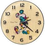 セイコー FW586B 掛け時計「Disney Time(ディズニータイム)ミッキー」