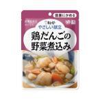 (まとめ)やさしい献立 鶏だんごの野菜煮込み(6袋入)〔×5セット〕