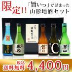 日本酒 飲み比べセット 300ml×5本セット 山形 送料無料