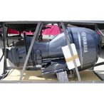 ヤマハ 4サイクル船外機 F70AETX 展示品 1台限り