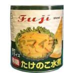 富士商会 中国 たけのこ 麻竹 スライス 1号缶 (水煮)