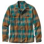 patagonia(パタゴニア) Ms L/S Fjord Flannel Shirt - AF/TARG/S 54130 スポーツ アウトドア 長袖シャツ 長袖シャツ男性用 アウトドアウェア