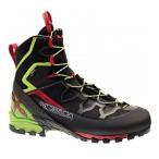 ショッピングトレッキングシューズ MONTURA(モンチュラ) SUPERVERTIGO CARBON GTX/9040BLK/A.GREEN/UK8 S6GM01X トレッキングシューズ 紳士靴 メンズシューズ メンズファッション