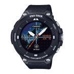 CASIO(カシオ) Smart Outdoor Watch PRO TREK Smart/ブラック WSD-F20-BK アウトドア時計 アウトドア精密機器 登山 キャンプ 旅行用品 時計