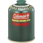 Coleman(コールマン) ジュンセイLPガス[Tタイプ]470G 5103A470T 燃料 アウトドア スポーツ ガス レギュラー アウトドアギア