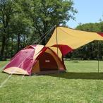 テント タープ タフワイドドームIV 300ヘキサタープセット 2000026514