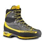 ショッピングトレッキングシューズ LA SPORTIVA(ラ・スポルティバ) トランゴアルプEVO GTX/Grey/Yellow/43 MT11N トレッキングシューズ 登山靴 アウトドアシューズ キャンプ トレッキング用