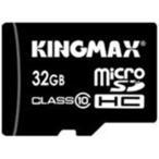 KINGMAX マイクロSDカード 32GB クラス10 KM-MCSDHC10X32G