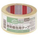 ニトムズ 透明梱包用テープ No.3303 50×50 J6030