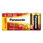パナソニック アルカリ乾電池 単1 4P LR20XJ/4SW