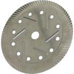 トミタ TOMITA DISC コンクリート面用 刈り払い機用回転刃 230mm