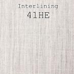 芯地 10cmカット対応 タテヨコ純毛 メンズジャケット用毛芯 (41HE)