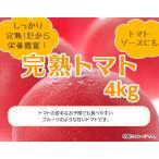 九州産完熟トマト 約4kg