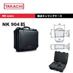 TAKACHI (タカチ電機工業) NK904BS  防水キャリングケース 内装スポンジ付き