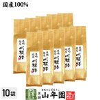 国産100% 山年園限定 川根路茶 日本茶 茶葉 300g×10袋