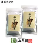 【本場イタリア産無農薬100%】 ポルチーニ茸の粉末 40g×2袋 送料無料