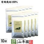 無農薬 スピルリナ パウダー 100% 60g×10袋セット 粉末 送料無料 スーパーフード ダイエット補助 海藻 お茶 お歳暮 ギフト プレゼント 内祝い お返し