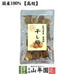 国産100% 高級種抜き干し梅 種なし 100g 和歌山県産 送料無料