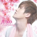 JUNO/Everything(CDのみ)