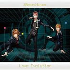 3Peace☆Lovers/Love Evolution(Type-C)