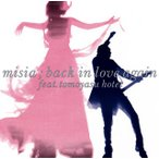 MISIA/Back In Love Again(feat.布袋寅泰)(通常盤)