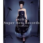 MISIA/Super Best Records-15th Celebration-(通常盤)