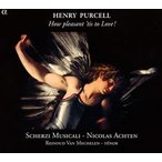 ニコラ・アクテン/パーセル 不滅の英国人作曲家?歿後出版された曲集より