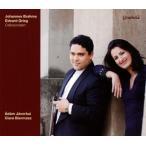 アダム・ヤーヴォルカイ/グリーグ,ブラームス:チェロとピアノのためのソナタ
