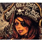 VAMPS/GET AWAY|THE JOLLY ROGER(通常盤:CD)
