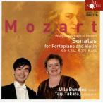 ウラ・バンディーズ/モーツァルト:フォルテピアノとヴァイオリンのためのソナタK.6,K.304,K.379,K.454