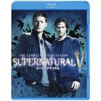 SUPERNATURAL 5 スーパーナチュラル フィフス・シーズン コンプリート・セット〈4枚組〉