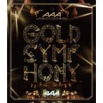 AAA/AAA ARENA TOUR 2014-Gold Symphony-(通常盤ブルーレイ)