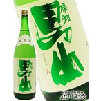 根知男山 純米酒 1.8L / 新潟県 渡辺酒造