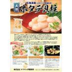 【季節限定3月〜12月】ホタテ貝柱 100g×10 ホタテ むき身 貝柱 天然 北海道産  生食可 送料無料