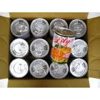 雅虎商城 - リリー缶詰 みかん 12個入りあすつく