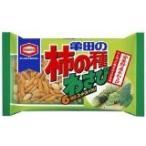 亀田の柿の種わさび6袋詰 182g 1ケース(12袋)