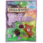 八雲製菓 45g朝摘果樹園巨峰ゼリー 6袋x4B