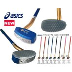 アシックス グラウンドゴルフクラブ ツインカーブS GGG178 一般右打者専用