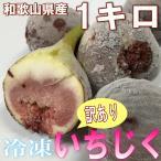 其它 - 和歌山県産 訳あり 冷凍いちじく 1kg