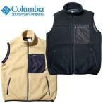 Columbia コロンビア シュガードームベスト PM1615 ボアフリース アウトドア キャンプ