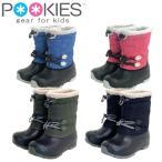 ショッピングスノーシューズ スノーシューズ キッズ 19.0-24.0 プーキーズ POOKIES 防寒靴 やわらかハイクオリティーシリーズ PK-WP201