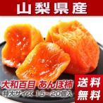 柿子 - 干し柿 あんぽ柿 大和百目 特大サイズ 5パック入り (15〜20個入り)