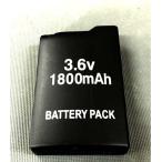 ネコポス送料無料 PSP 部品 PSP1000 対応 バッテリー  純正互換品