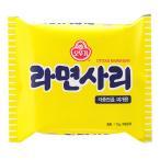 韓国物語で買える「オトギ ラーメンサリ 110g」の画像です。価格は63円になります。
