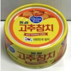 ドンウォン 辛口ツナ缶詰150g