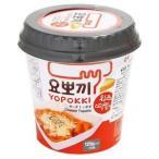 ■大人気■チーズヨポッギ120g(餅100g ソース20g)電子レンジ専用■YOPOKKI■